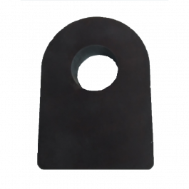 Weld-On Clevis 1-1/2inch Pin