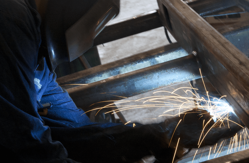 We specialize in stainless steel, aluminum, black metal and brass welding.