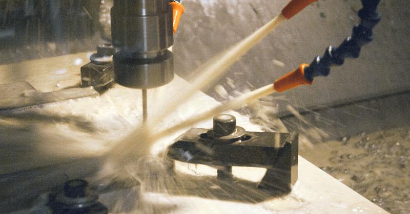 Custom CNC Milling.